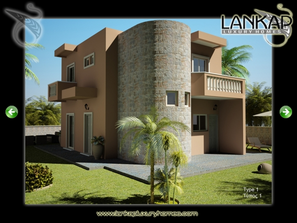 Villas & New Buildings For Rent at Prefecture of Lasithi