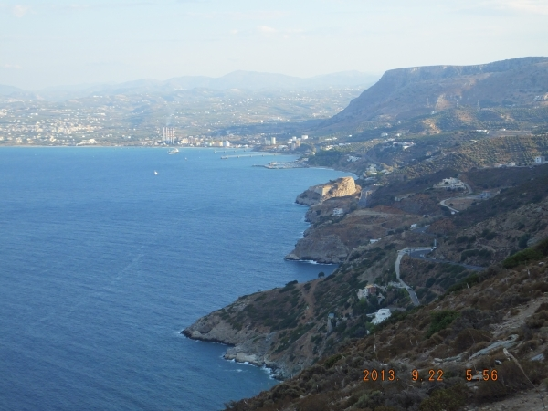 Land for sale in ligaria heraklion crete